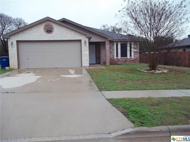 1117 Dixon Circle, Copperas Cove, TX 76522 (MLS #402990) :: The i35 Group