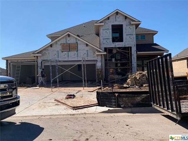 5602 Imogen Drive, Belton, TX 76513 (MLS #403028) :: The i35 Group