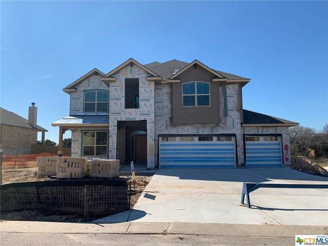 5716 Fenton Lane, Belton, TX 76513 (MLS #403044) :: The i35 Group