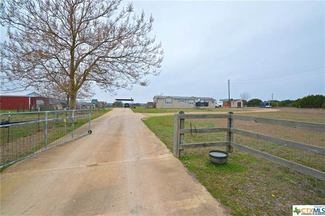 575 Whitaker Road, Florence, TX 76527 (MLS #403061) :: RE/MAX Family