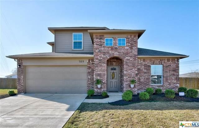 109 Rafe Court, Kyle, TX 78640 (#403062) :: 10X Agent Real Estate Team
