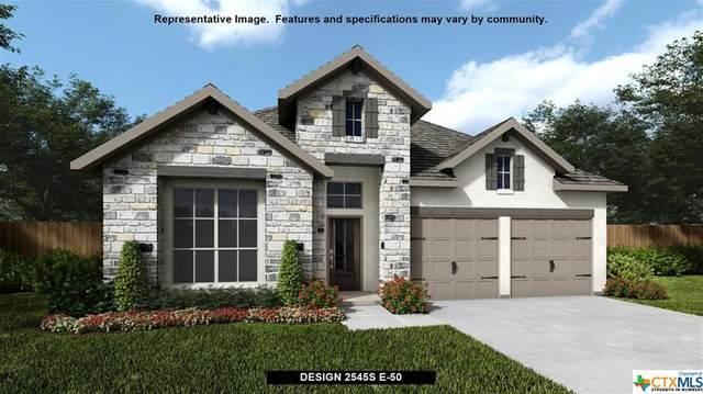 414 Juana Way, New Braunfels, TX 78132 (MLS #403075) :: The i35 Group