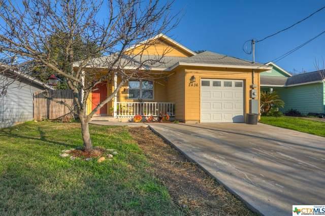 2436 Becker Street, New Braunfels, TX 78130 (MLS #403105) :: The i35 Group