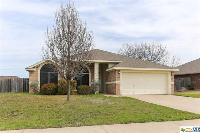 4806 Citrine Drive, Killeen, TX 76542 (#403119) :: 12 Points Group
