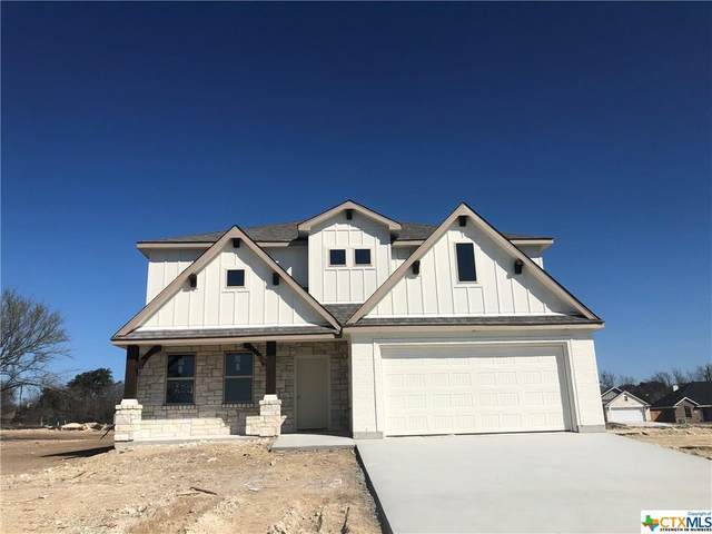 6030 Monza Drive, Temple, TX 76502 (MLS #403125) :: The i35 Group