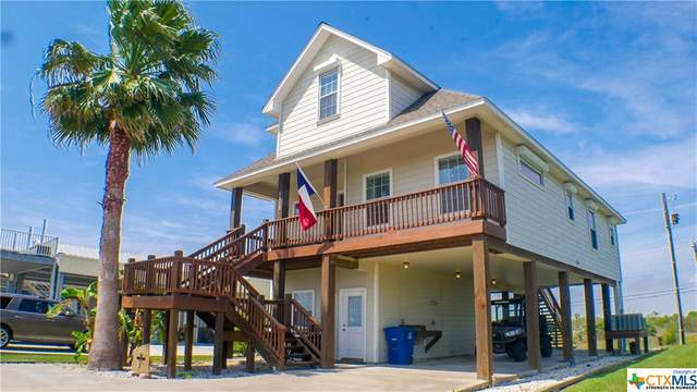 1112 W Commerce Street, Port O'Connor, TX 77982 (MLS #403147) :: Kopecky Group at RE/MAX Land & Homes