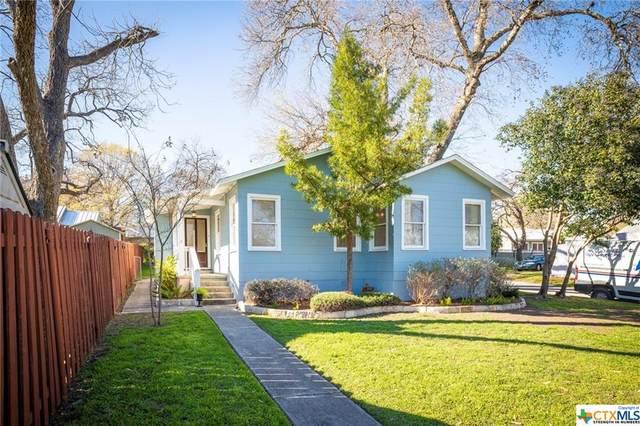 476 W Jahn Street, New Braunfels, TX 78130 (#403164) :: 10X Agent Real Estate Team