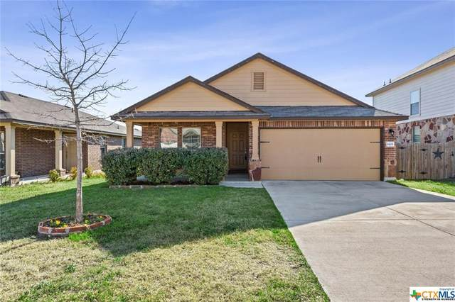 6105 Stonehaven Drive, Temple, TX 76502 (#403187) :: 12 Points Group