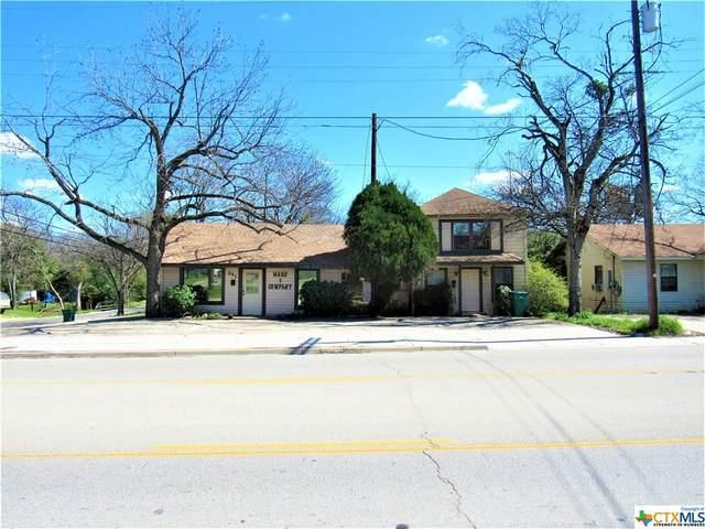 901 S Main Street, Belton, TX 76513 (MLS #403189) :: The i35 Group
