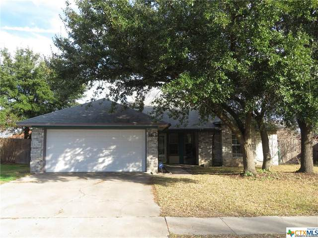1816 Meadowbrook Drive, Killeen, TX 76543 (#403199) :: 12 Points Group