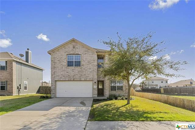 211 Brown Street, Hutto, TX 78634 (#403253) :: 12 Points Group
