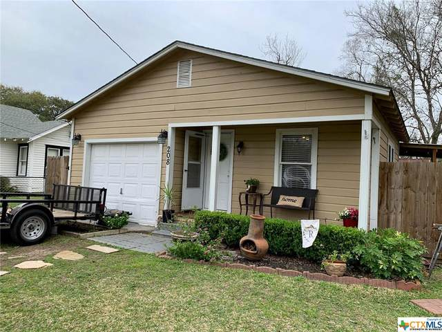 208 S Allen Street, Edna, TX 77957 (MLS #403314) :: The Zaplac Group