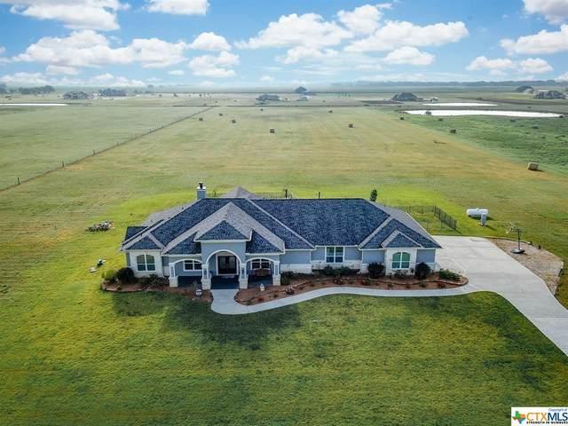 231 Mustang Ridge, El Campo, TX 77437 (MLS #403377) :: Brautigan Realty