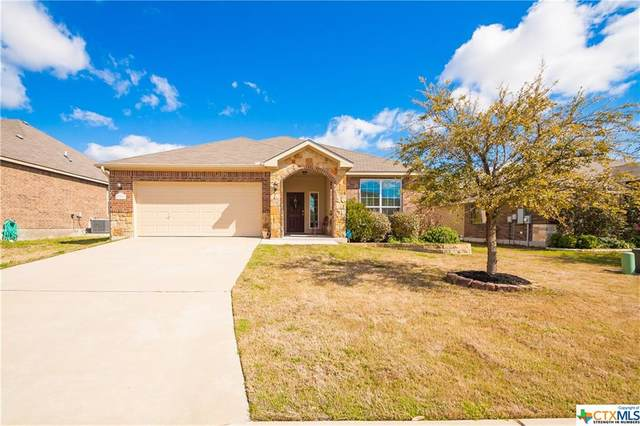 7606 Red Valley Way, Temple, TX 76502 (MLS #403379) :: Carter Fine Homes - Keller Williams Heritage