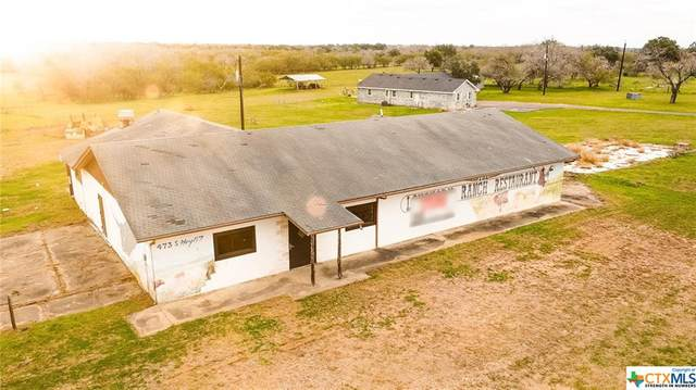 473 S Us Hwy 87 Highway, Cuero, TX 77954 (MLS #403384) :: Kopecky Group at RE/MAX Land & Homes