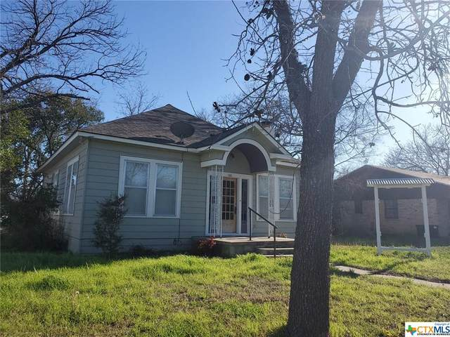 106 W 1st Street, Lampasas, TX 76550 (#403406) :: All City Real Estate