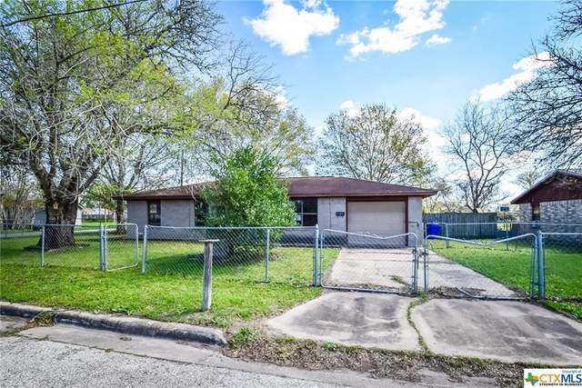 100 Pulliam Street, Yoakum, TX 77995 (MLS #403448) :: The Zaplac Group