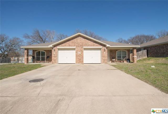 303 Jeff Gordon Drive, Harker Heights, TX 76548 (#403477) :: 12 Points Group
