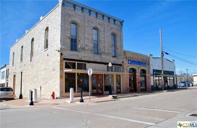 201-203 N Main Street, Hallettsville, TX 77964 (MLS #403479) :: The Real Estate Home Team