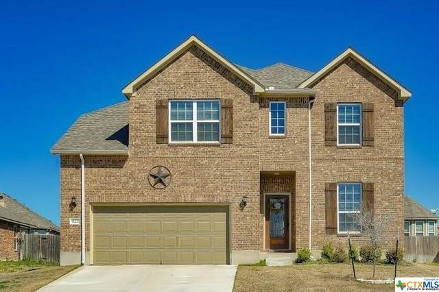 827 Green Meadow Drive, Harker Heights, TX 76548 (#403490) :: 12 Points Group