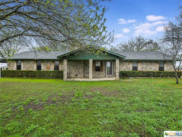 417 W Klein Road, New Braunfels, TX 78130 (MLS #403493) :: The Zaplac Group