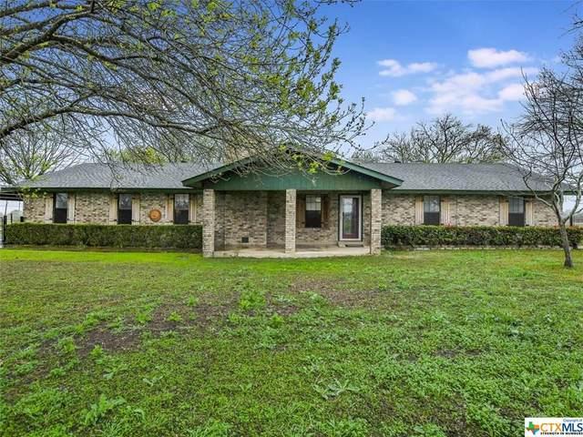 417 W Klein Road, New Braunfels, TX 78130 (MLS #403493) :: The Myles Group
