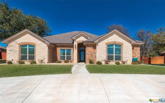 6015 Bella Charca Parkway, Nolanville, TX 76559 (MLS #403515) :: The i35 Group