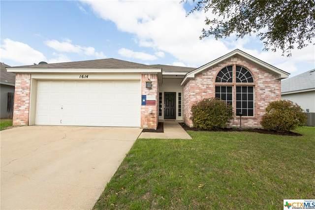 1614 Bent Oak Drive, Temple, TX 76502 (MLS #403518) :: Brautigan Realty