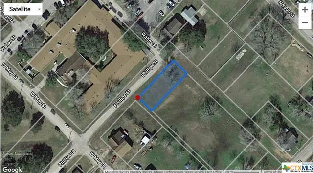 00 Burkett Street, Yoakum, TX 77995 (MLS #403562) :: Kopecky Group at RE/MAX Land & Homes