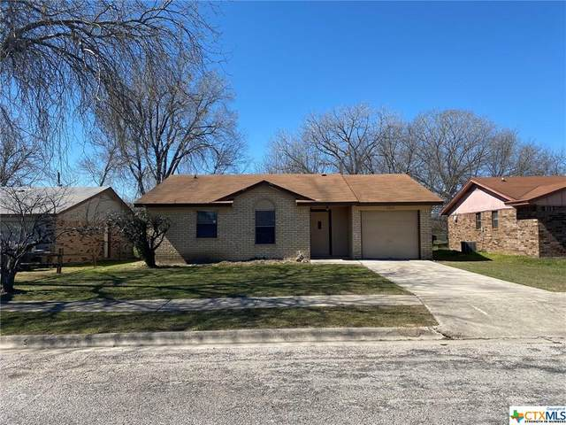 2602 Hidden Valley Drive, Killeen, TX 76543 (MLS #403586) :: Brautigan Realty