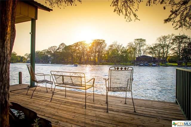 264 Lake Ridge Drive, Seguin, TX 78155 (MLS #403634) :: Kopecky Group at RE/MAX Land & Homes