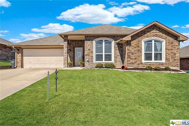 6603 Morganite Lane, Killeen, TX 76542 (#403635) :: 12 Points Group