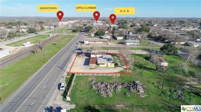 102 & 106 W Pierce Street, Luling, TX 78648 (MLS #403651) :: Kopecky Group at RE/MAX Land & Homes