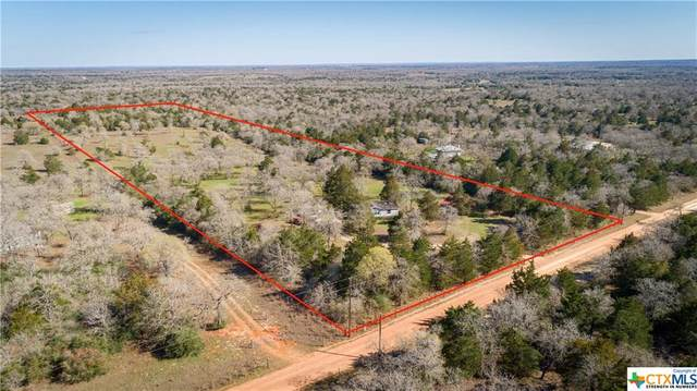 6975 Silver Mine Road, Harwood, TX 78632 (#403652) :: All City Real Estate