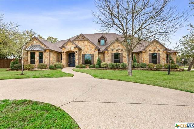 119 Sereno Vista Lane, Belton, TX 76513 (MLS #403736) :: Brautigan Realty