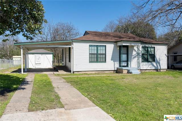 1101 E Avenue G, Killeen, TX 76541 (MLS #403822) :: The i35 Group
