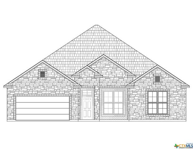7919 Kendall Hill Drive, Temple, TX 76502 (MLS #403984) :: Kopecky Group at RE/MAX Land & Homes