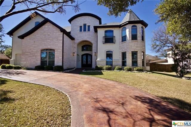 2000 Harvest Drive, Nolanville, TX 76559 (MLS #404185) :: Vista Real Estate