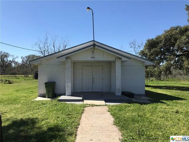 308 Nash Street, Cuero, TX 77954 (MLS #404303) :: Kopecky Group at RE/MAX Land & Homes