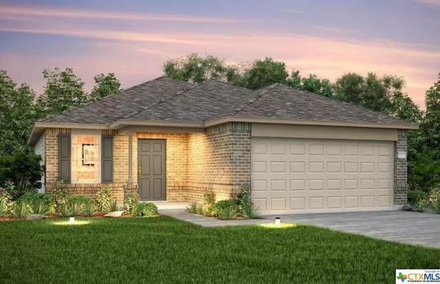 104 Verdin Lane, Jarrell, TX 76537 (MLS #404418) :: The Real Estate Home Team