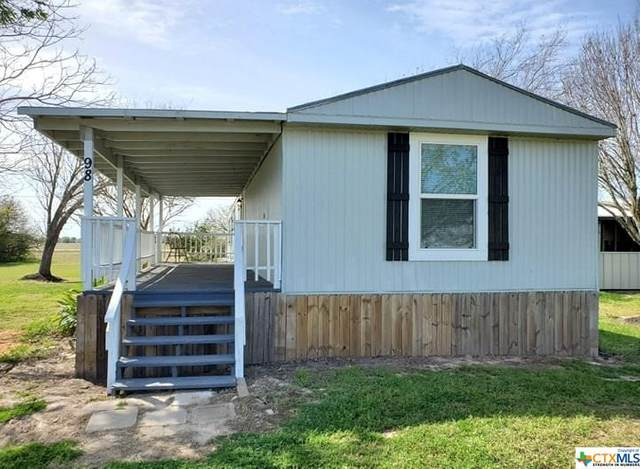 98 Swallow Drive, Palacios, TX 77465 (MLS #404427) :: Kopecky Group at RE/MAX Land & Homes