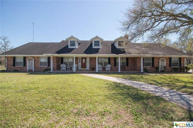 2031 Us Highway 90A E, Hallettsville, TX 77964 (MLS #404459) :: The Zaplac Group