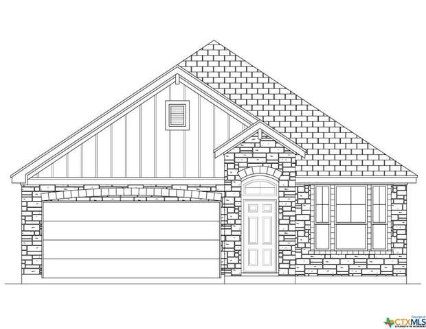 737 Skylar Heights Drive, Temple, TX 76502 (MLS #404467) :: Isbell Realtors