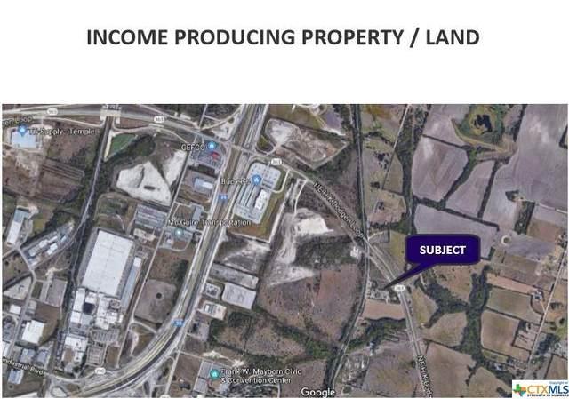 0000 N Loop 363 Drive, Temple, TX 76501 (MLS #404547) :: Vista Real Estate
