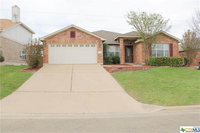 703 Black Hills Trail, Harker Heights, TX 76548 (MLS #404567) :: The i35 Group