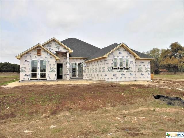 124 Cumberland, Belton, TX 76502 (MLS #404573) :: Vista Real Estate