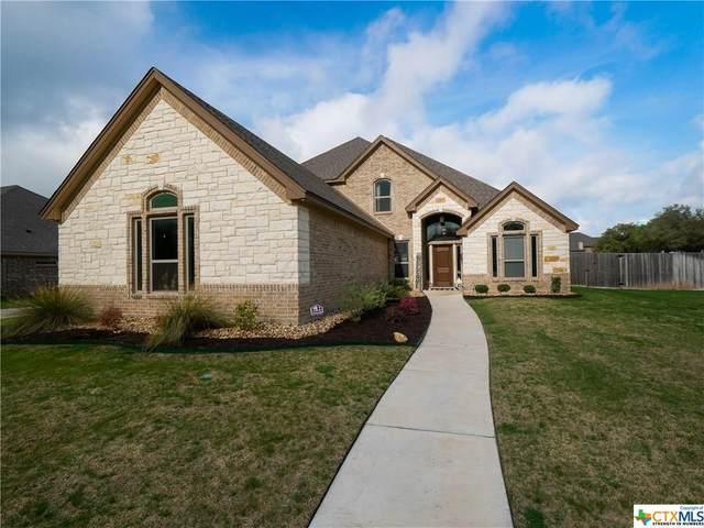 34 Cedro Circle, Belton, TX 76513 (MLS #404667) :: Vista Real Estate