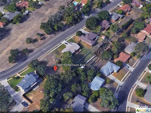 1807 E Robertson Avenue, Copperas Cove, TX 76522 (MLS #404733) :: Brautigan Realty