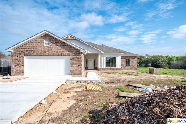 421 Armstrong Drive, Belton, TX 76513 (MLS #404809) :: Vista Real Estate