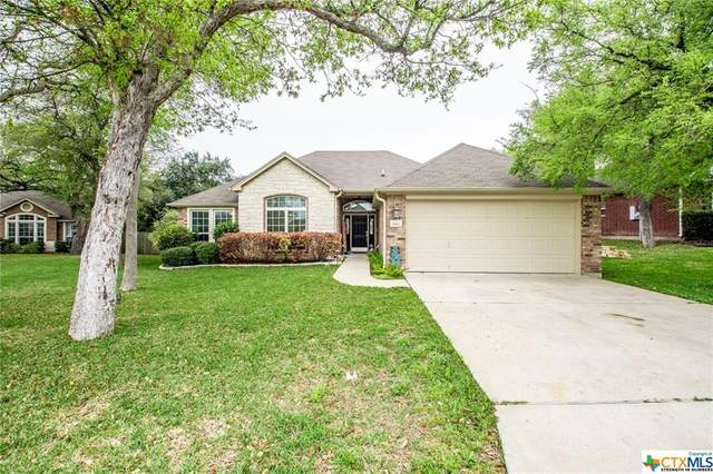 5812 Butterfly Court, Temple, TX 76502 (MLS #404927) :: Vista Real Estate
